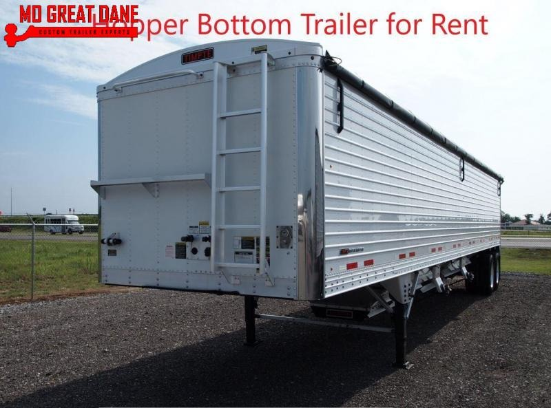 FOR RENT OR LEASE 2017 Timpte Hopper Bottom Grain Hopper Trailer
