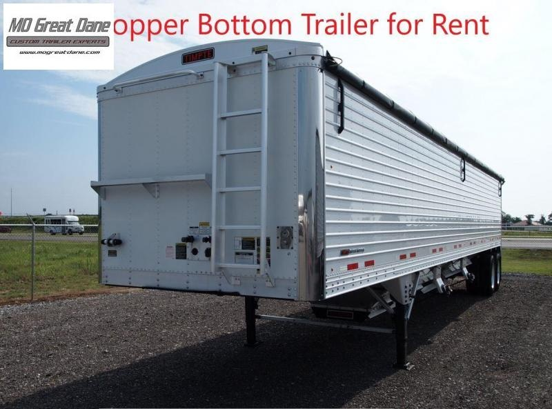 FOR RENT OR LEASE 2017 Timpte Hopper Bottom Grain Hopper Trailer