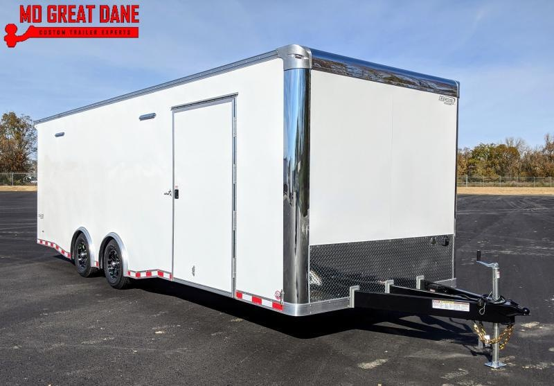 2021 Bravo Trailers 8.5 x 24 Star Performance Car / Racing Trailer