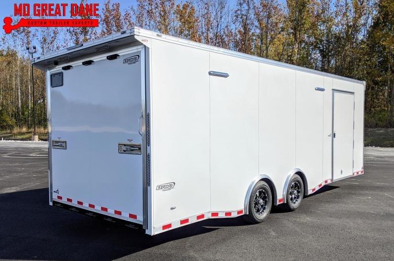 2021 Bravo Trailers 8.5 x 24 Star Performance Car / Racing Trailer