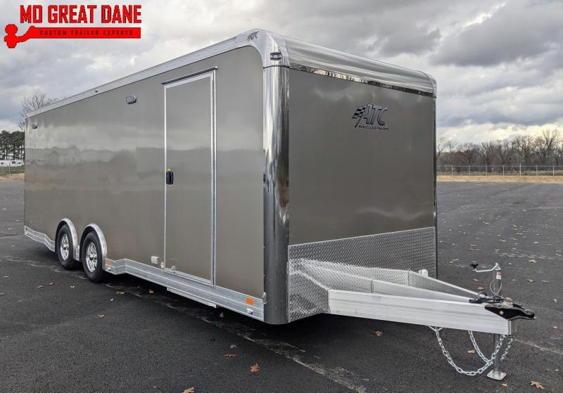 2021 ATC QUEST 8.5 x 24 CH305 Car / Racing Trailer EXPECTED COMPLETION MAY