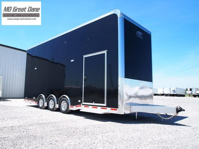 2022 ATC QUEST 8.5 x 26 ST305 Stacker Trailer EXP COMPLETION DECEMBER