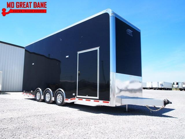 2022 ATC QUEST 8.5 x 26 ST305 Stacker Trailer EXP. COMPLETION SEPTEMBER