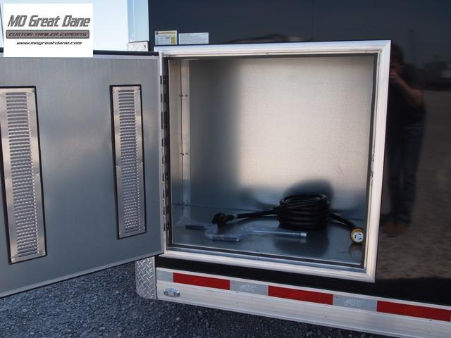 2022 ATC QUEST 8.5 x 26 ST305 Stacker Trailer EXP COMPLETION OCTOBER