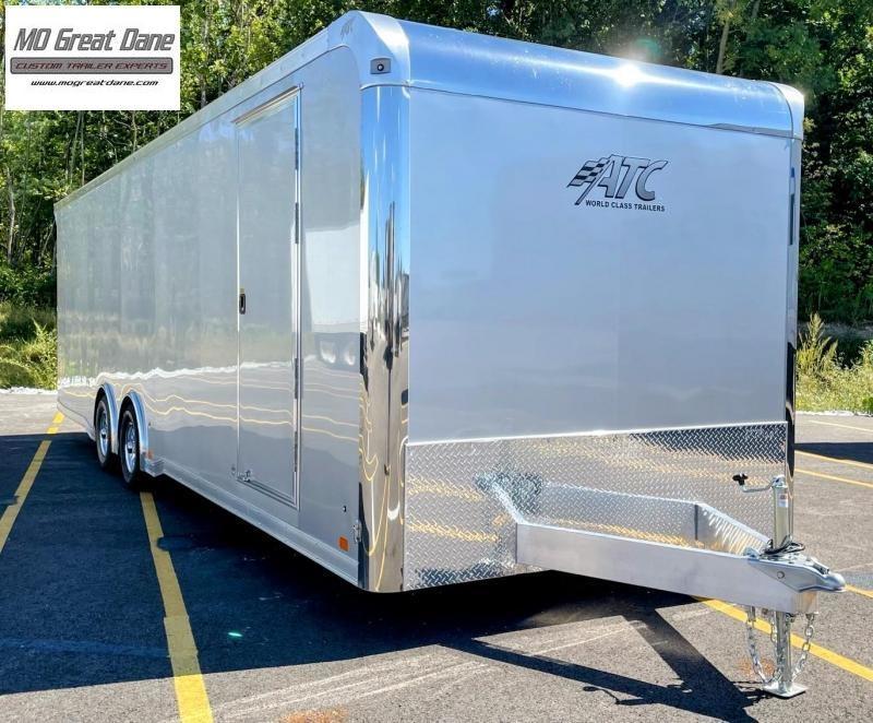 2022 ATC 8.5 x 28 Raven Limited Aluminum Car / Racing Trailer