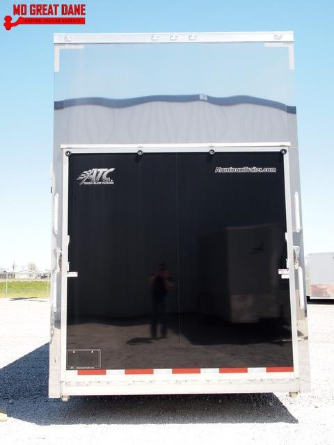 2021 ATC QUEST 8.5 x 22 ST305 Stacker Trailer Exp Completion AUGUST