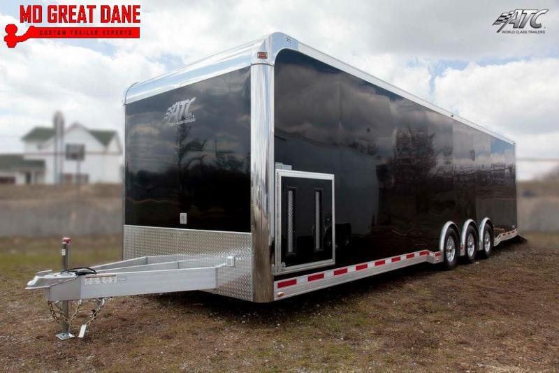 2021 ATC QUEST CH305 8.5 x 32 Aluminum Car / Racing Trailer EXP COMPLETION SEPTEMBER