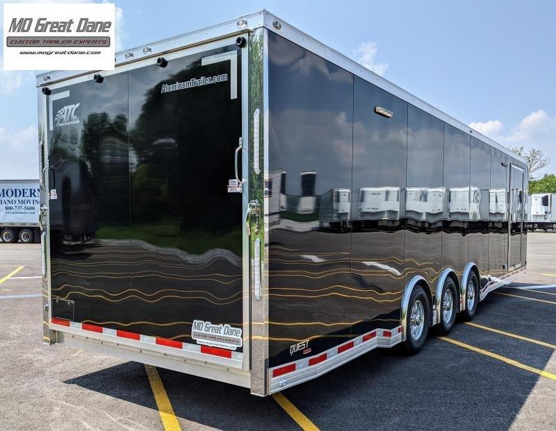 2021 ATC QUEST CH305 8.5 x 32 Aluminum Car / Racing Trailer