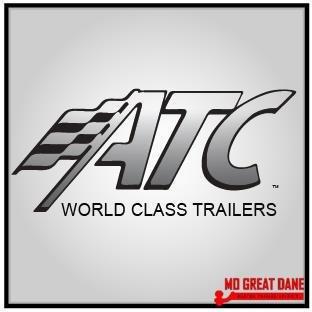 "2021 ATC RAVEN 7 x 16 V-nose 84"" Interior Aluminum Enclosed Cargo Trailer"
