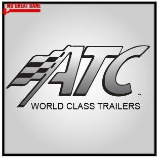 2021 ATC QUEST 8.5 x 24 CH305 Car / Racing Trailer