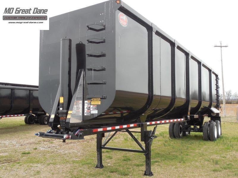2022 Construction Trailer Specialists, Inc. Scrap Master Dump