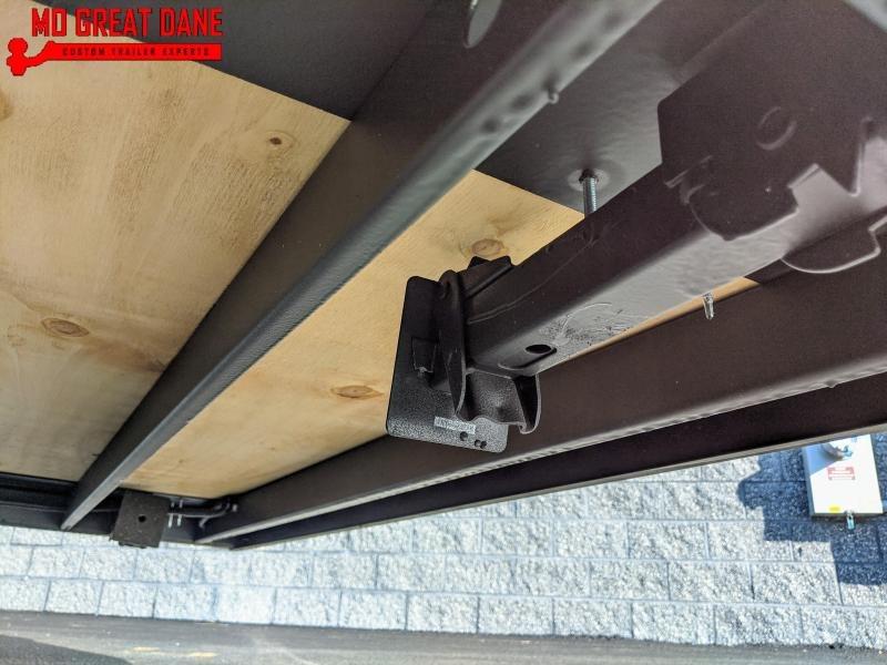 "2020 Darkhorse Cargo 6.5 x 12 V-Nose 78"" Interior Enclosed Cargo Trailer"