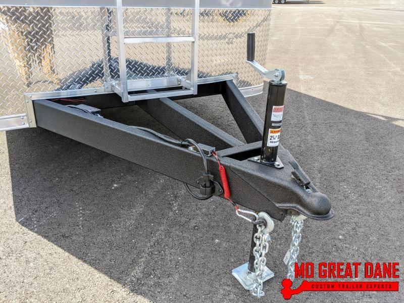 2020 Darkhorse Cargo DHR 7 x 16 Enclosed Cargo Trailer (9990 GVWR)