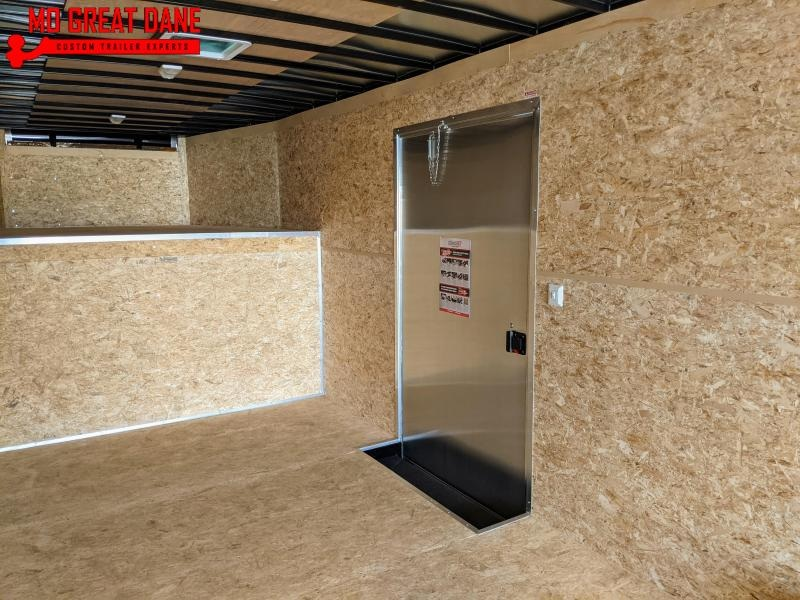 2022 Bravo Trailers Star Gooseneck 8 5 x 32 Cargo Enclosed Trailer EXPECTED COMPLETION OCTOBER