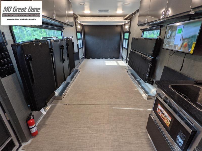 2021 ATC (2823) Pro Series Front Bath Aluminum Toy Hauler RV