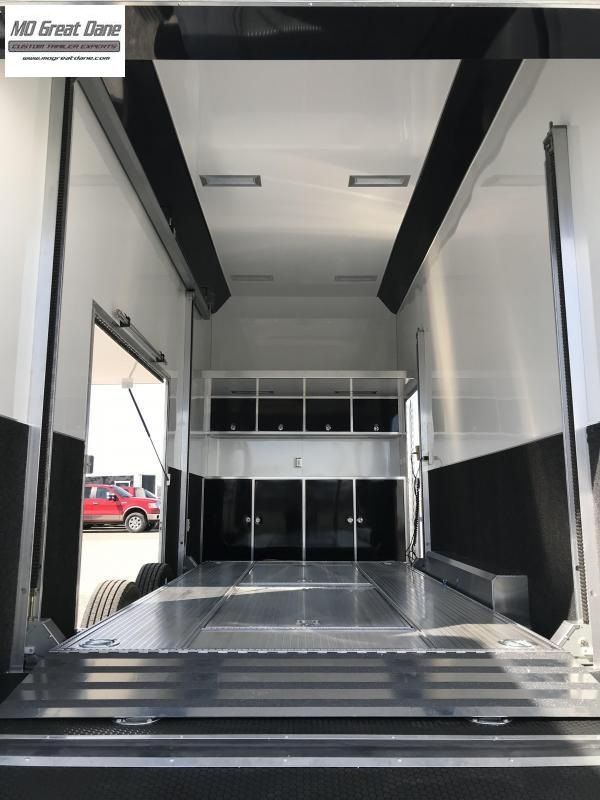 2021 ATC QUEST 8.5 x 22 ST305 Stacker Trailer EXP COMPLETION SEPTEMBER