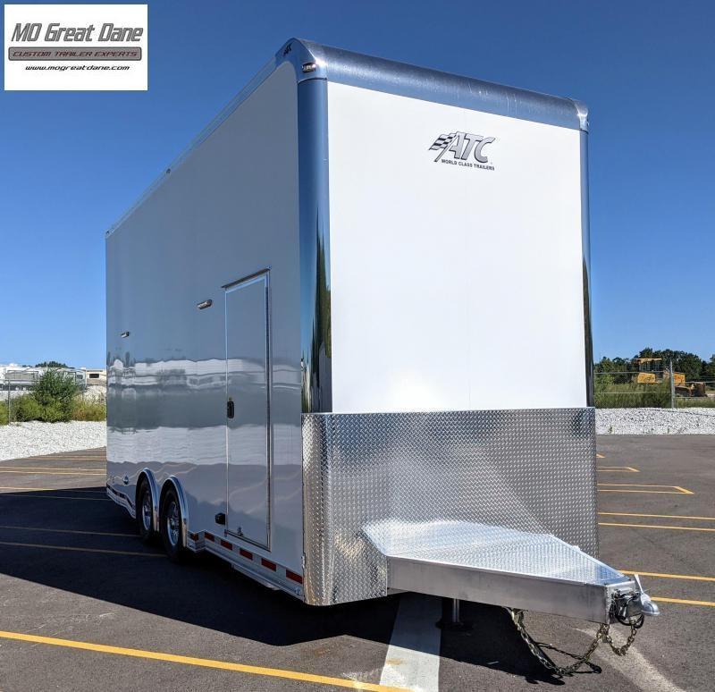 2021 ATC QUEST 8.5 x 22 ST305 Stacker Trailer