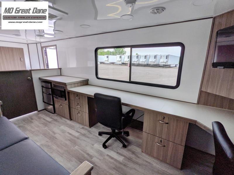 2022 Custom Office Trailer / Command Trailer / Medical Trailer