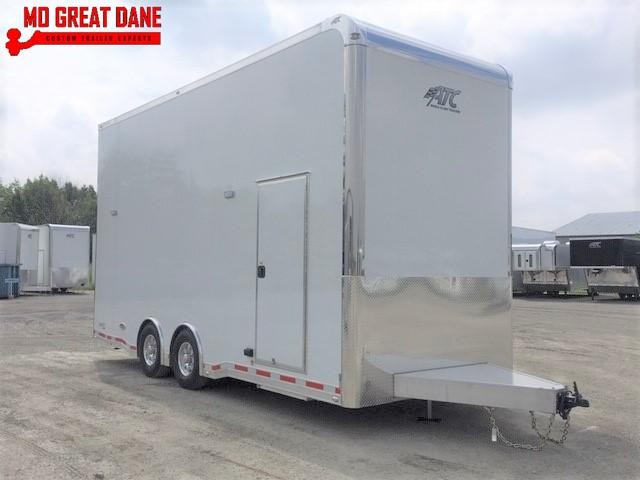 2021 ATC QUEST 8.5 x 22 ST305 Stacker Trailer EXP COMPLETION APRIL