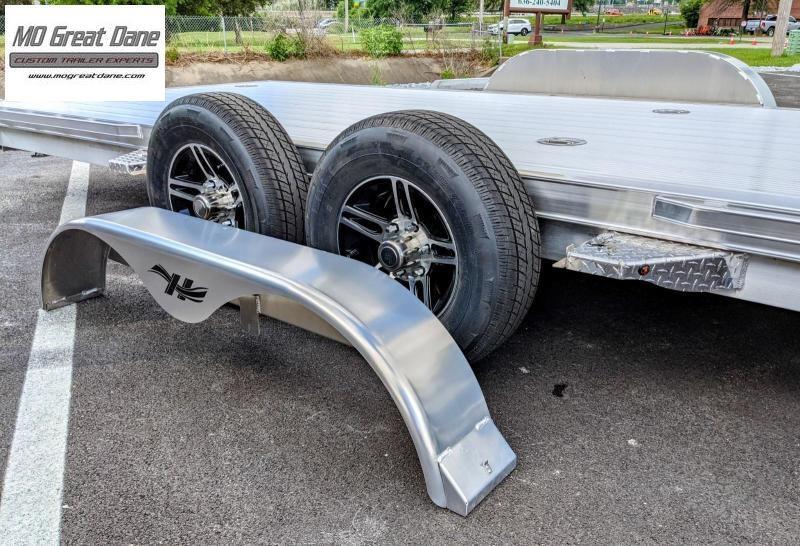 2022 Hillsboro Industries CH22HD Aluminum Open Car / Racing Trailer