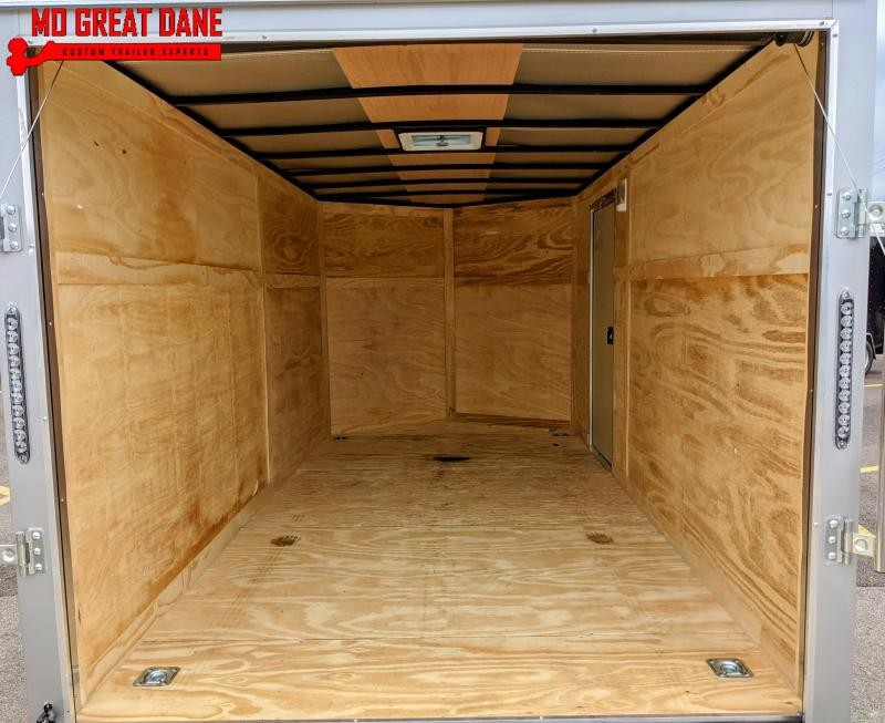 2021 Anvil AT7X14TA Enclosed Cargo Trailer