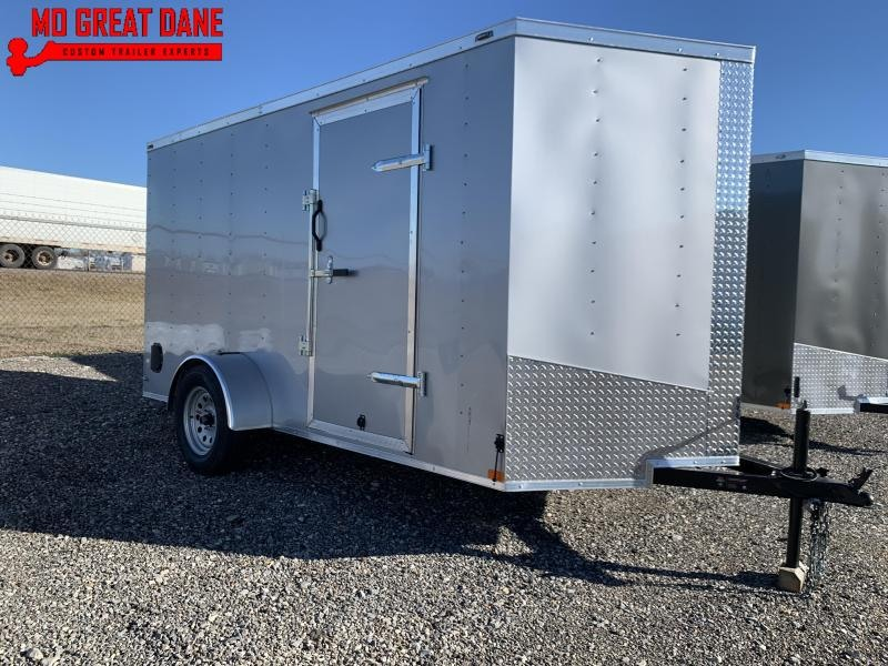 2021 Lark VT6X12 Enclosed Cargo Trailer