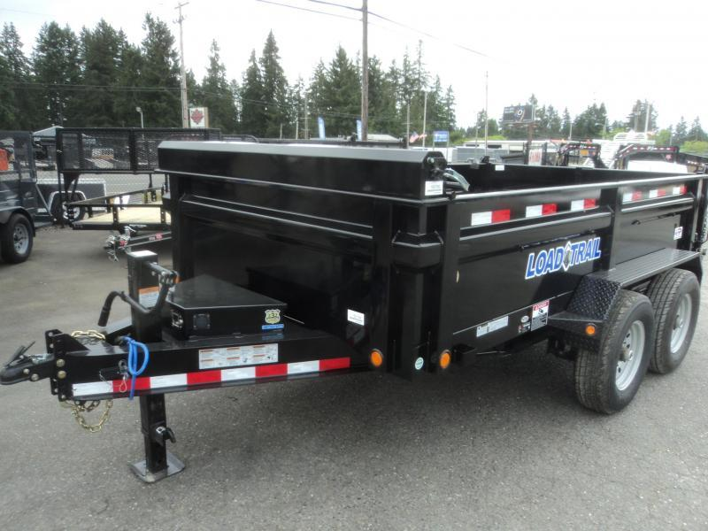 "2021 Load Trail 7X14 14K LO-PRO w/Tarp Kit/24"" sides/10K JACK"