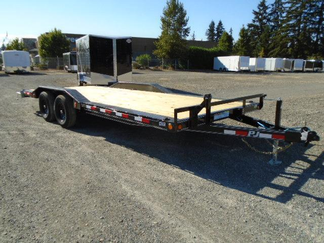 2021 PJ Trailers 8.5X20 10K Channel Buggy Hauler