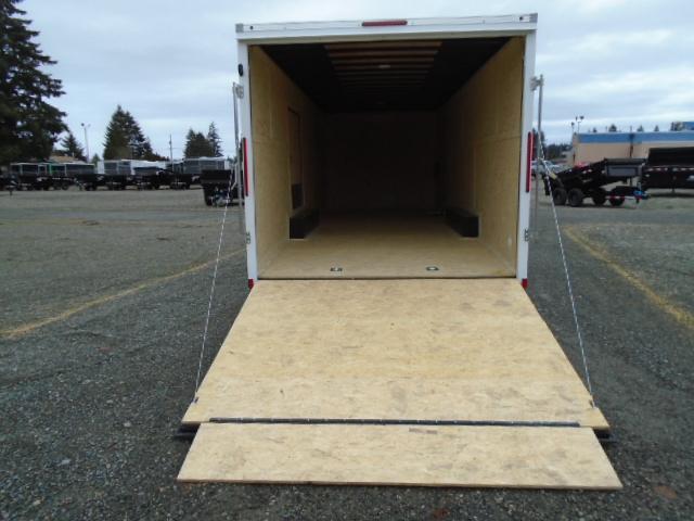 """2022 Pace American Journey Auto 8.5X24 With 6"""" Extra Height / Escape Door /  Ramp Door"""