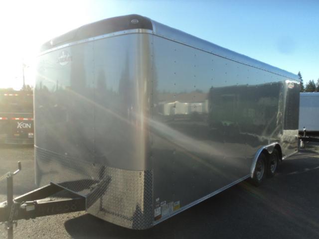 2020 Cargo Mate Blazer 8.5X20 7K w/Ramp Door/D-Rings