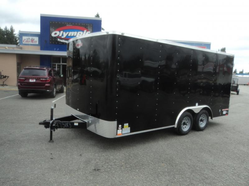 2021 Cargo Mate Challenger 8x16 7K Enclosed Trailer