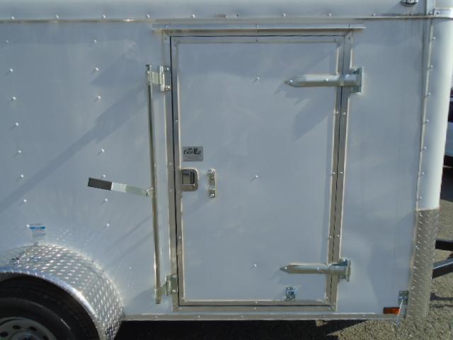 2021 Cargo Mate 5X10 Blazer with Extra Height/Ramp Door