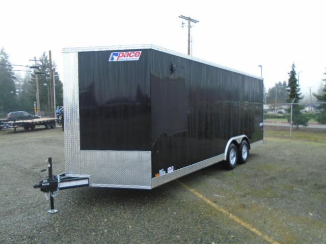 2022 Pace American Journey Auto SE 8.5x20 10K Enclosed Cargo Trailer