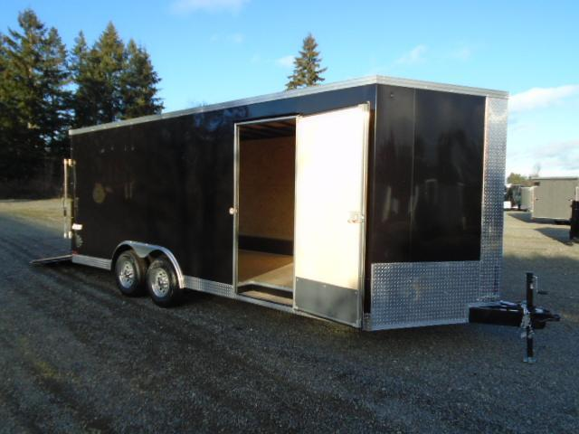 """2022 Pace American Journey Auto SE 8.5x20 10K With 6"""" Extra Height / Ramp Door"""