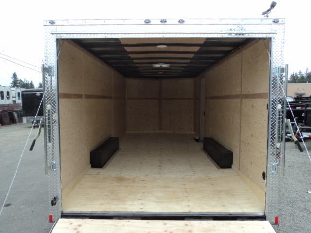 2021 Cargo Mate E-Series  8.5x20 7K With Wedge / Ramp Door