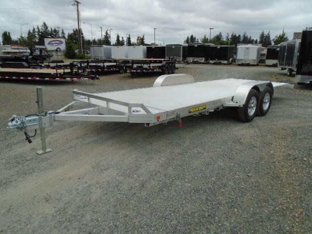 2021 Aluma 8220HTILT Car / Racing Trailer