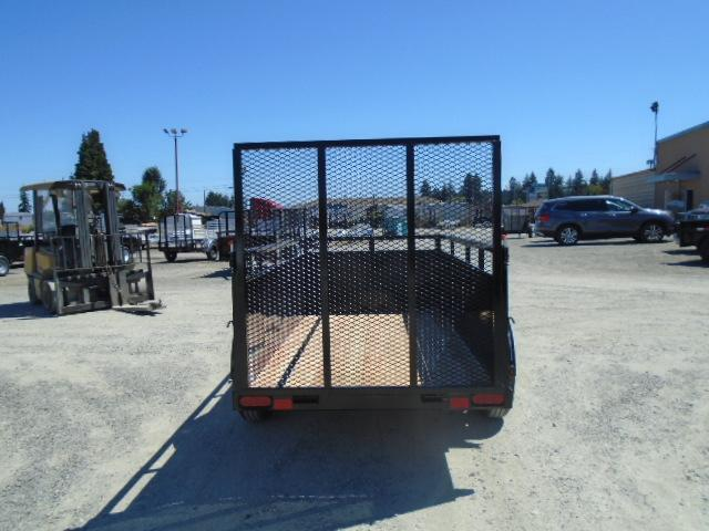 2020 Eagle Falcon 5x8 With Swing Jack/D-Rings