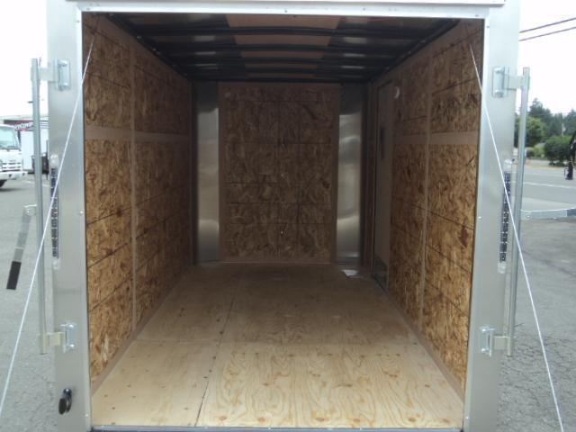 2021 Cargo Mate Challenger 6x12 Enclosed Cargo Trailer