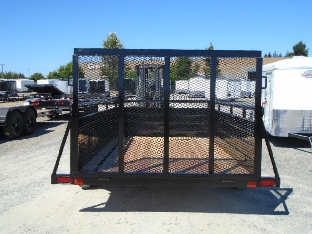 2021 Eagle Ultra Classic 6x10 with Swing Jack Utility Trailer