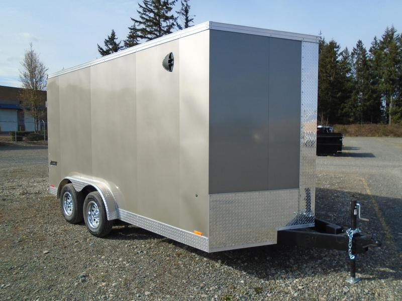 """2022 Pace American Journey SE 7.5x14 7K W/12"""" Extra Height/Ramp"""