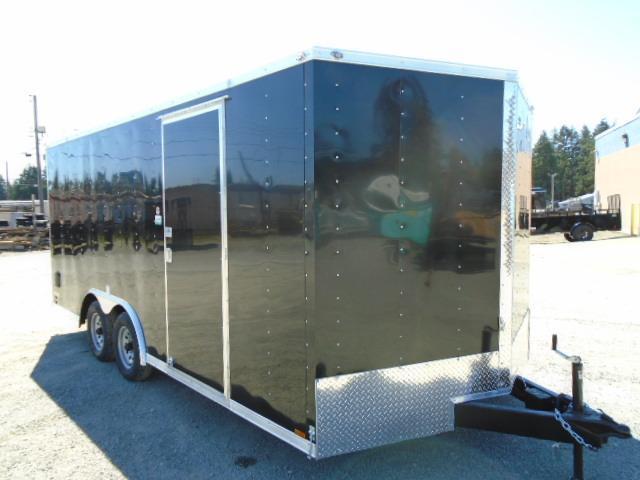 2021 Cargo Mate E-series 8.5x18 7K Enclosed trailer