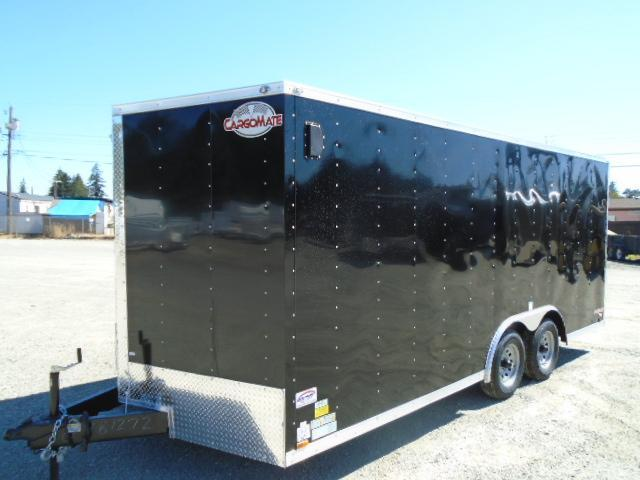 2021 Cargo Mate E-series 8.5x18 7K Enclosed trailer