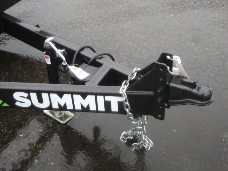 2022 Summit Cascade 7X18 10K Tiltbed Trailer