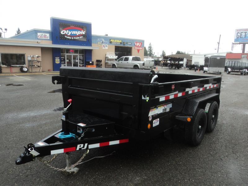 2021 PJ 6x12 10K Dump with Tarp Kit