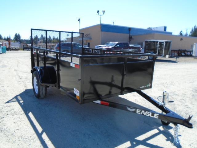 2020 Eagle Trailer Falcon 6x10 Utility Trailer