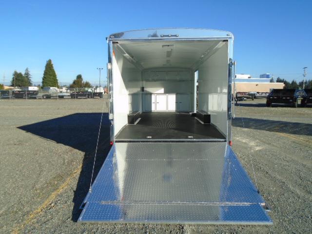 2021 Cargo Mate Blazer Car Hauler 8.5x24 10K Loaded+++++