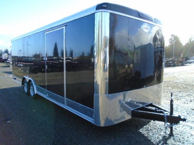 "2021 Cargo Mate Blazer 8.5x24 10K With 6"" Extra Height / Ramp Flap / Ramp Door"