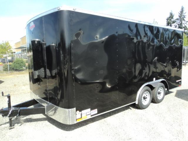 2021 Cargo Mate Challenger 8.5x16 7k Enclosed Cargo Trailer