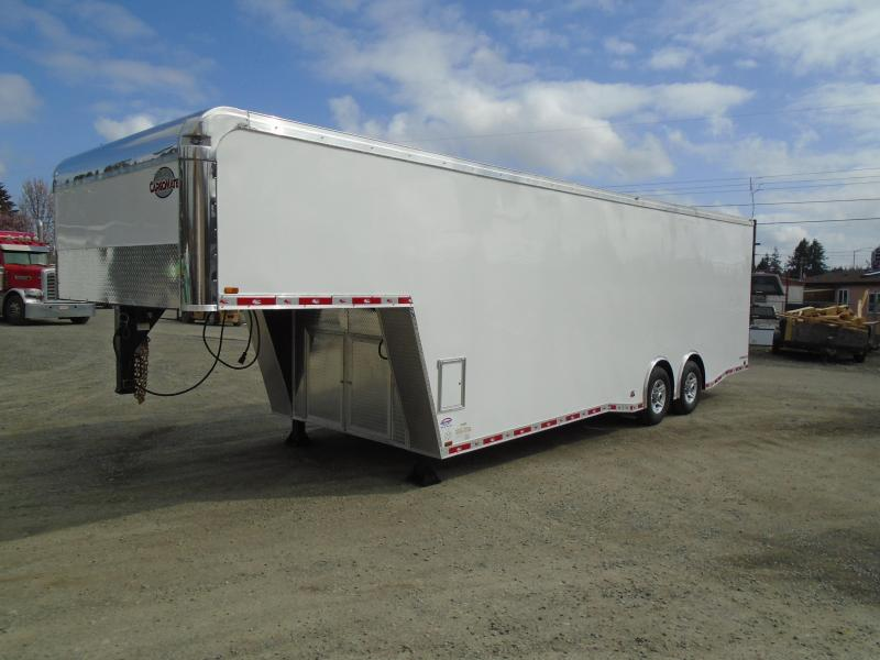 2021 Cargo Mate ELG8.532TA5 Enclosed Cargo Trailer