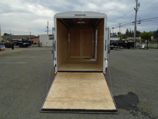 """2022 Cargo Mate Blazer 6X12 With 6"""" Extra Height / Ramp Door"""